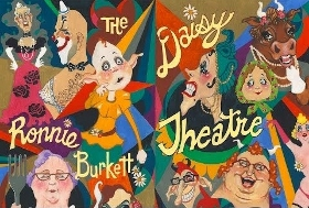"Post image for Theater Interview: RONNIE BURKETT (""The Daisy Theatre"" presented by CAP UCLA at Ivy Substation)"