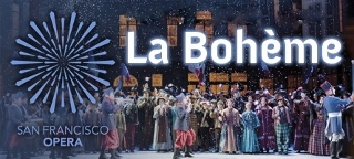 Post image for San Francisco Opera Review: LA BOHÈME (SF Opera)