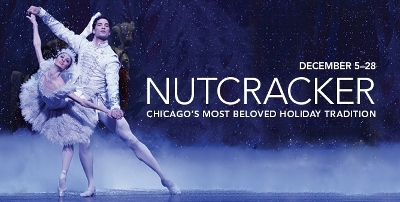 Post image for Chicago Dance Review: THE NUTCRACKER (Joffrey)