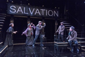 The ensemble of Pearl Theatre's MAJOR BARBARA. Photo by Richard Termine.
