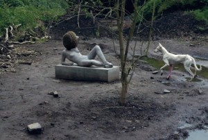 Untilled Pierre Huyghe 2014 Film  Courtesy the artist.