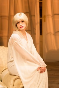 """Jemima Rooper in the North American tour of Noël Coward's """"Blithe Spirit."""""""