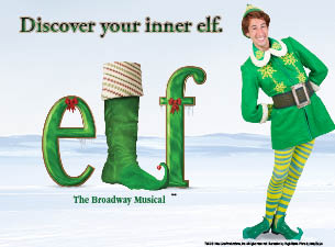 Post image for San Francisco Theater Review: ELF THE MUSICAL (Curran Theatre)