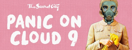 Post image for Chicago Theater Review: PANIC ON CLOUD 9 (The Second City's 103rd Revue)