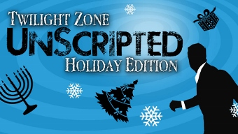 Post image for Los Angeles Theater Preview: TWILIGHT ZONE UNSCRIPTED: HOLIDAY VERSION (Impro Theatre)