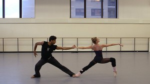 BALLET 422 - directed by Jody Lee Lipes.