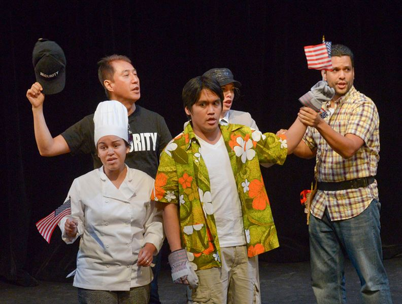 Opera Preview: ¡FIGARO! (90210) (LA Opera at Barnsdall Park