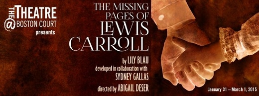 Post image for Los Angeles Theater Review: THE MISSING PAGES OF LEWIS CARROLL (The Theatre @ Boston Court)