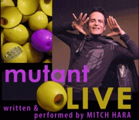 Post image for Los Angeles Theater Review: MUTANT OLIVE (Lounge Theatre in Hollywood)