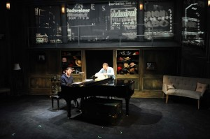SONDHEIM ON SONDHEIM (Porchlight Music Theatre in Chicago)