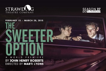 Post image for Chicago Theater Review: THE SWEETER OPTION (Strawdog Theatre Company)