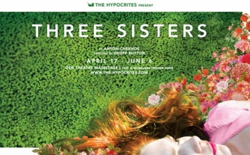 Post image for Chicago Theater Review: THREE SISTERS (The Hypocrites at The Den Theatre)