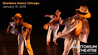 Post image for Chicago Dance Review: GIORDANO DANCE CHICAGO (Auditorium Theatre)
