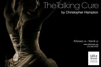 Post image for Chicago Theater Review: THE TALKING CURE (Idle Muse Theatre Company)