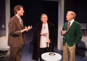 M. Rowan Meyer, Flore Plumb, and Dick Cavett