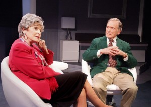 Marcia Rodd and Dick Cavett