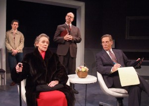 Rowan Meyer, Flora Plumb, John Combs, and Martin Thompson