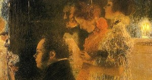 Schubert at the piano