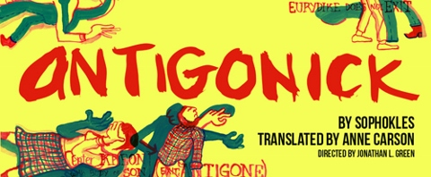 Post image for Theater Review: ANTIGONICK (Sideshow Theatre Company at Victory Gardens in Chicago)