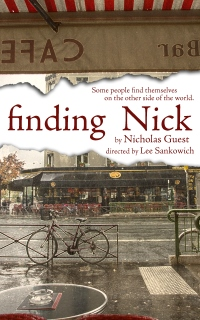 Post image for Los Angeles Theater Review: FINDING NICK (Zephyr Theater in Hollywood)