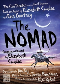 Post image for Off-Off-Broadway Theater Review: THE NOMAD (The Bats at The Flea Theater)