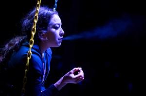 Sari Sanchez as Rachel Stein in END DAYS.