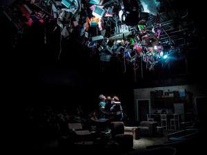 Set designed and shot by Brian Sidney Bembridge