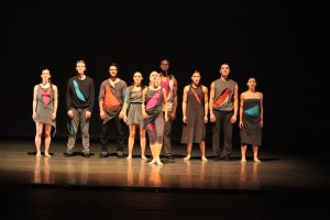 the only way out is through by Giordano Dance Chicago. Photo by Gorman Cook