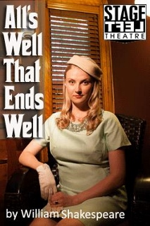 Post image for Chicago Theater Review: ALL'S WELL THAT ENDS WELL (Stage Left Theatre at Theater Wit)