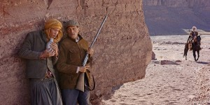 Reda Kateb stars as Mohamed and Viggo Mortensen stars as Daru in Tribeca Film's Far from Men (2015)