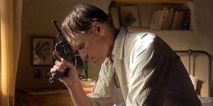 Viggo Mortensen stars as Daru in Tribeca Film's Far from Men, (2015)