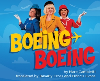 Post image for San Diego Theater Review: BOEING-BOEING (Coronado Playhouse in Coronado)