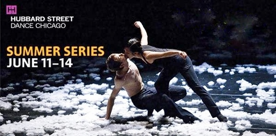 Post image for Chicago Dance Review: HUBBARD STREET DANCE CHICAGO (Season 37 Summer Series at the Harris)