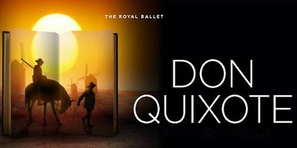 Post image for Chicago Dance Review: DON QUIXOTE (The Royal Ballet at the Auditorium Theatre)