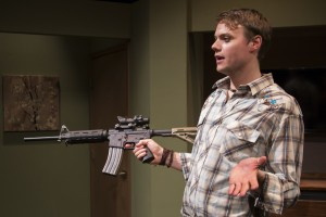 Theater Review: NEW COUNTRY (Cherry Lane Theatre, Off-Broadway)
