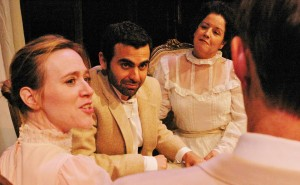 Rebecca-Lowman-Nick-Massouh-and-Michel-Spears-in-Impro-Theatres-CHEKHOV-UNSCRIPTED
