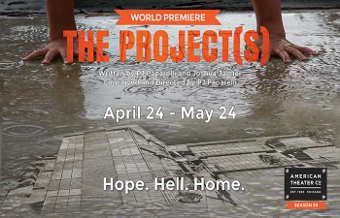 Post image for Chicago Theater Review: THE PROJECT(S) (American Theater Company)