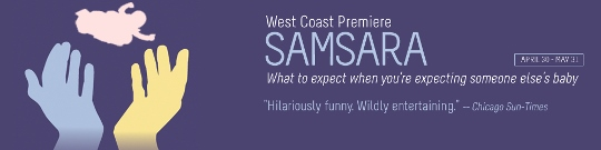 Post image for Regional Theater Review: SAMSARA (Chance Theater)