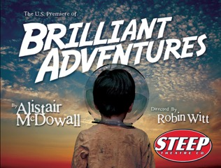Post image for Chicago Theater Review: BRILLIANT ADVENTURES (Steep Theatre Company)