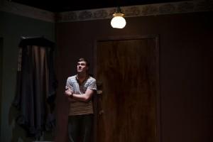Curtis Edward Jackson in Brilliant Adventures at Steep Theatre