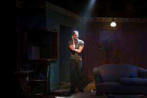 Curtis Edward Jackson in Brilliant Adventures at Steep Theatre.