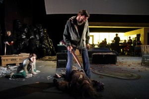 Opera Review: DOG DAYS (LA Opera Off Grand at REDCAT in Los Angeles)