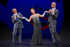 Don Bridges, Denise Wharmby & Martin Grimwood perform in Call Me Miss Birds Eye - A Celebration of Ethel Merman at A.C.T.'s Geary Theater July 8 – 19..