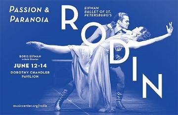 Post image for Los Angeles Dance Preview: RODIN (Eifman Ballet of St. Petersburg at the Dorothy Chandler Pavilion)