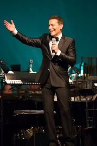 Michael Feinstein in BIG BAND SWING! with the Pasadena POPS.