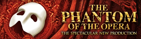 Post image for Tour Theater Review: THE PHANTOM OF THE OPERA (North American Tour)