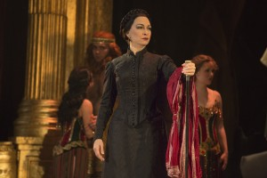 THE PHANTOM OF THE OPERA 11 - Anne Kanengeiser - photo Matthew Murphy