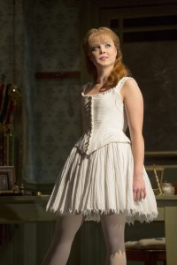 THE PHANTOM OF THE OPERA 15 - Morgan Cowling - photo Matthew Murphy