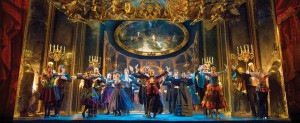 THE PHANTOM OF THE OPERA 3 - The Company performs Masquerade - photo by Alastair Muir