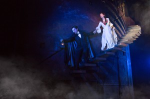 THE PHANTOM OF THE OPERA 8 - Chris Mann and Katie Travis - photo Matthew Murphy